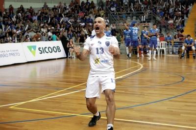 Vôlei Ribeirão Preto vence novamente em casa e garante vaga na final